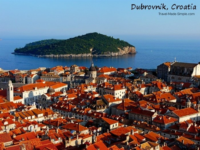 is it safe to travel? Dubrovnik, Croatia