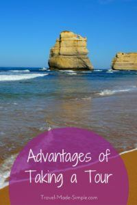 Advantages of Taking a Tour