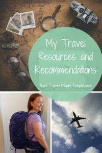 Planning a trip? Use the travel resources I love to start planning your vacation today. From flights to lodging, tours to luggage, it's travel made simple. #traveltips #budgettravel #travelplanning #vacation