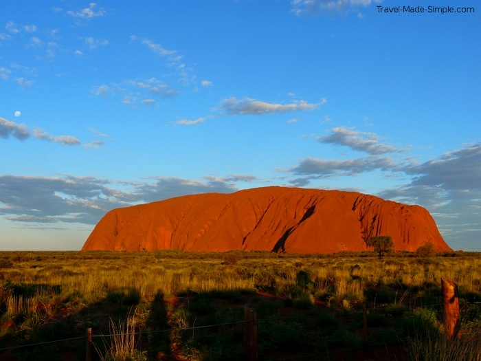 Are You Afraid to Travel Alone? - Ayers Rock, Australia