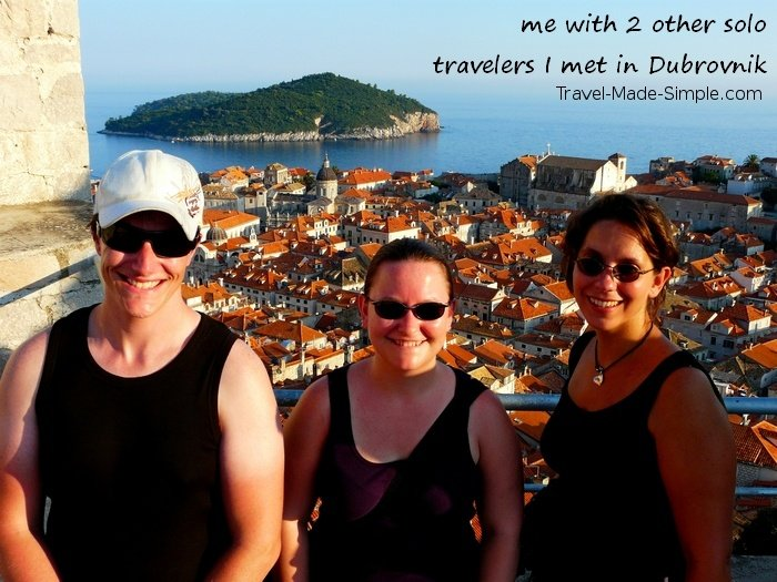 Are You Afraid to Travel Alone? - Dubrovnik