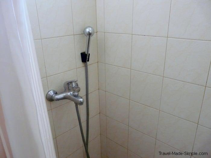 Bathroom Travel Hassles