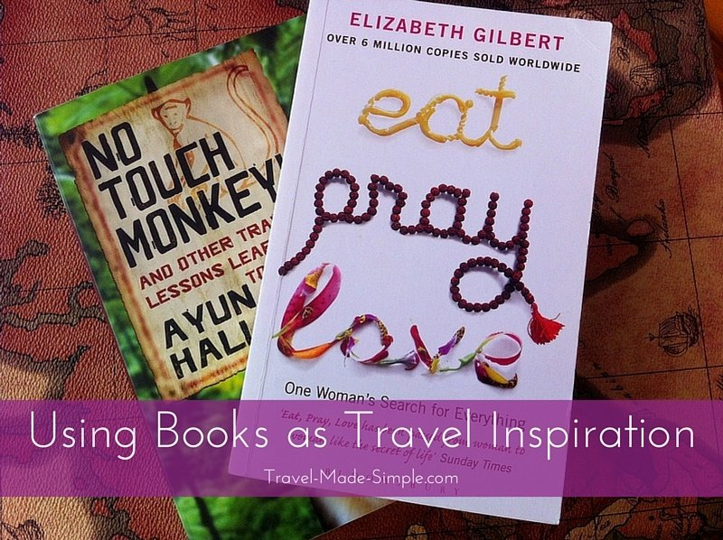 Using Books as Travel Inspiration