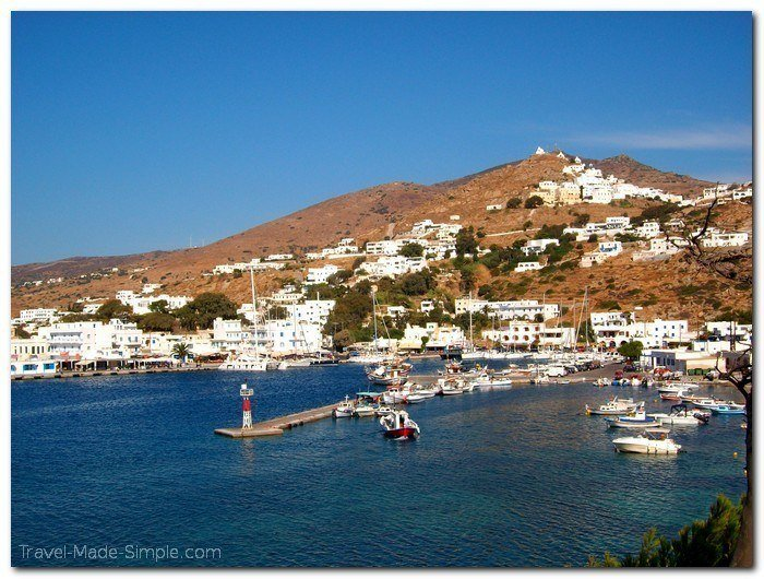 Greece Itinerary - 1 week in Greece