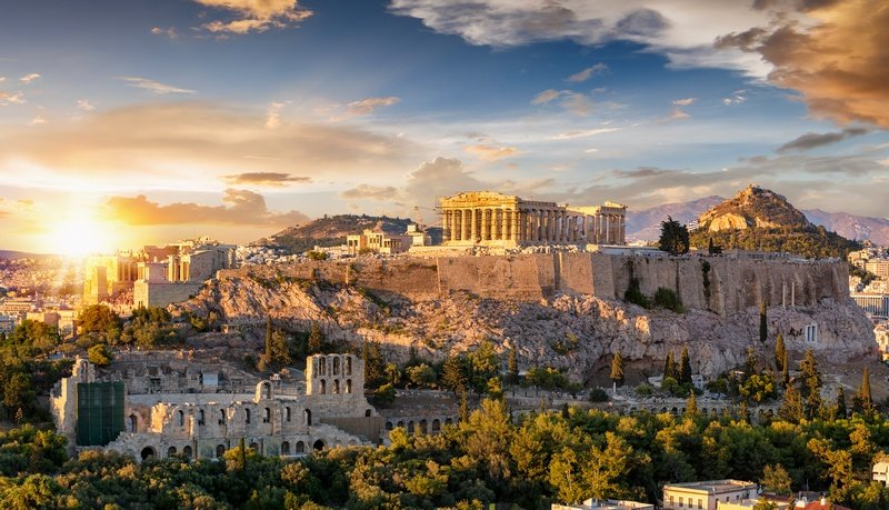 Athens one week in Greece itinerary