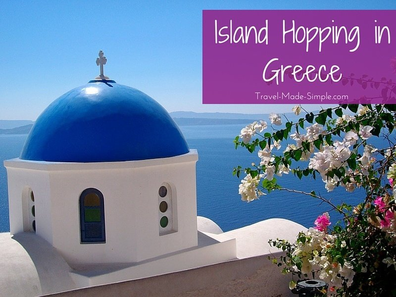 Island Hopping in Greece