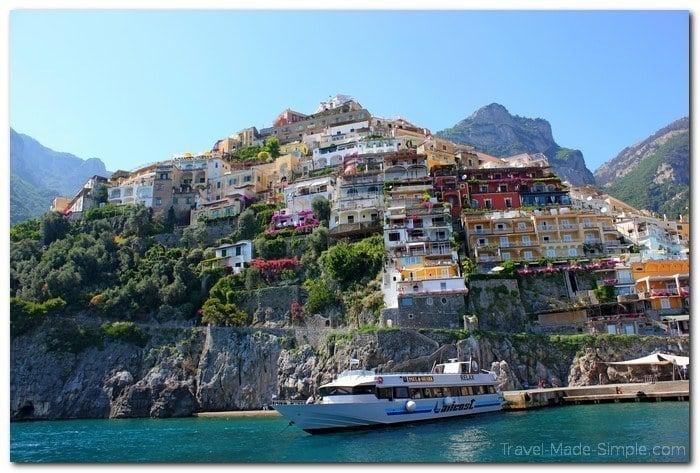 exploring the Amalfi Coast, Italy itinerary