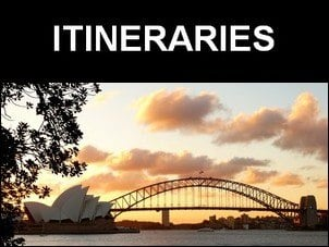 Travel Made Simple itineraries