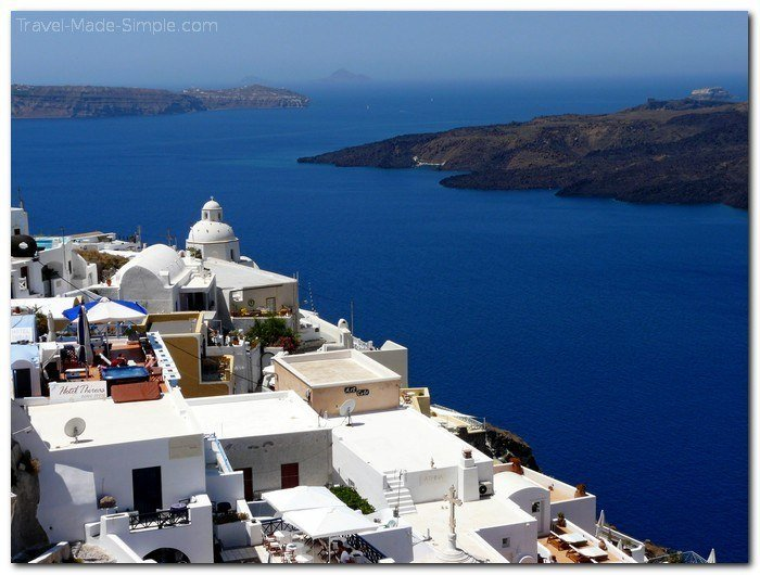Planning Transportation to the Greek Islands