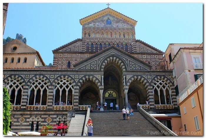 things to do in the Amalfi Coast - Amalfi Town