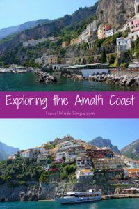 Exploring the Amalfi Coast is a dream of many travelers to Italy. Here are some of the places to stay and things to do to for planning your Amalfi Coast itinerary. #italy #amalficoast #italytips