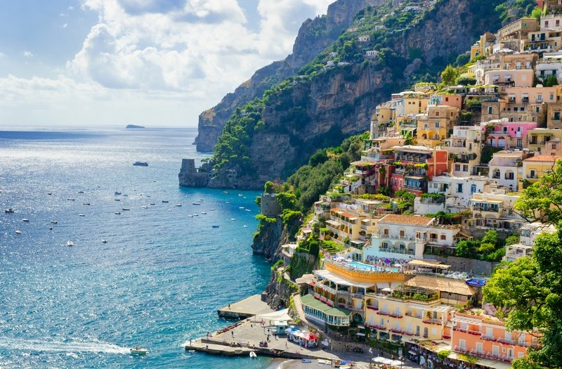 Positano one week in Italy itinerary