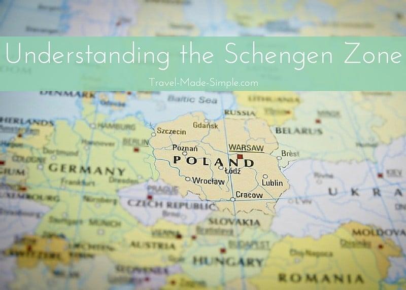 Understanding the Schengen Zone