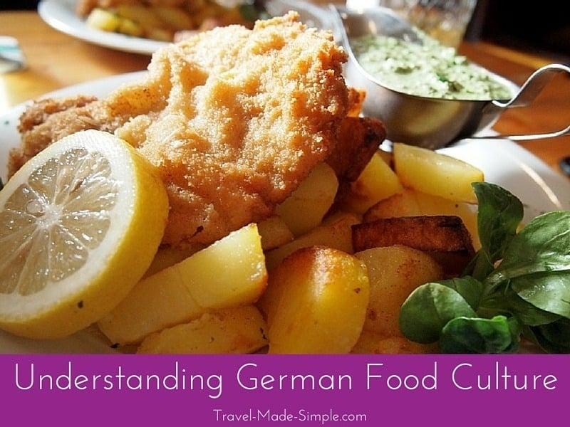 eating in Germany - Understanding German food culture