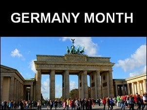 Travel Made Simple Germany month