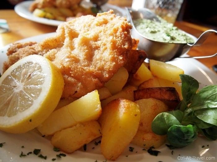 eating in Germany