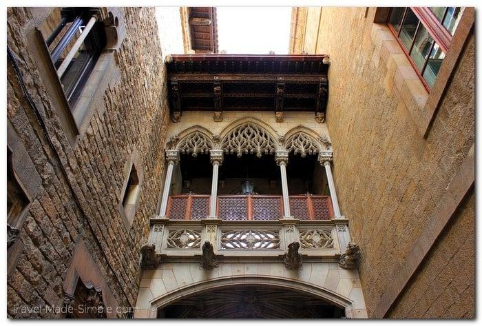 Barcelona city break