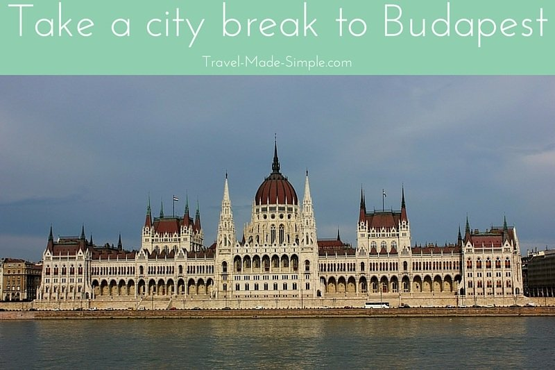 Take a city break to Budapest