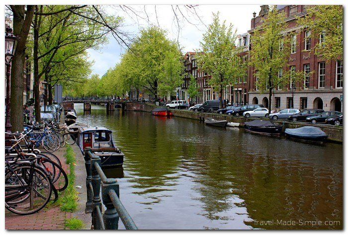 day trip to Amsterdam - day trips from Brussels