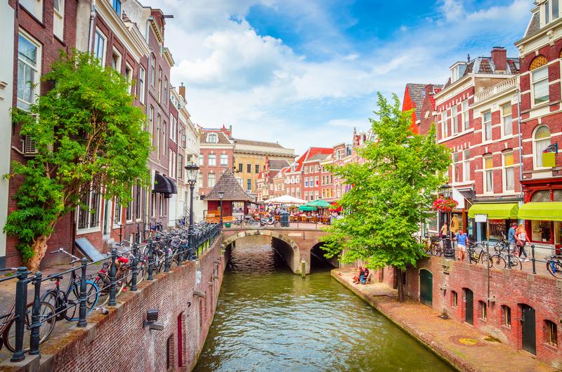 Utrecht day trip from Amsterdam