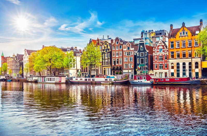 plan a trip to Amsterdam