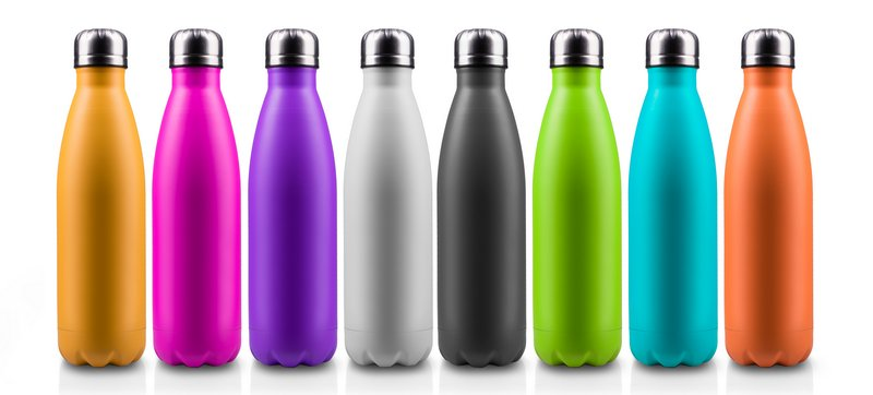 what to pack for a day trip - refillable bottles
