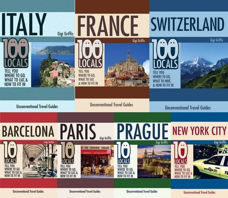 unconventional guidebooks - travel with insider tips from locals