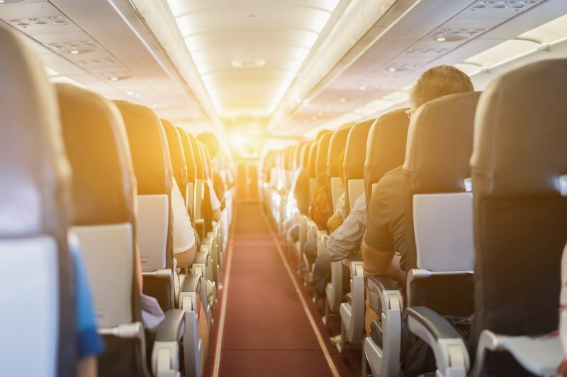 airplane seats - how to plan travel during covid
