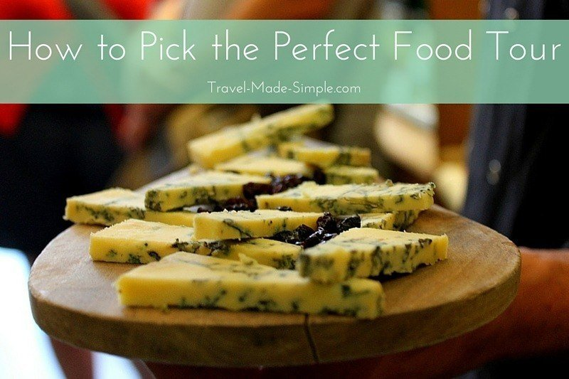 How to Pick the Perfect Food Tour