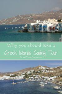 Greek Islands Sailing Tour review