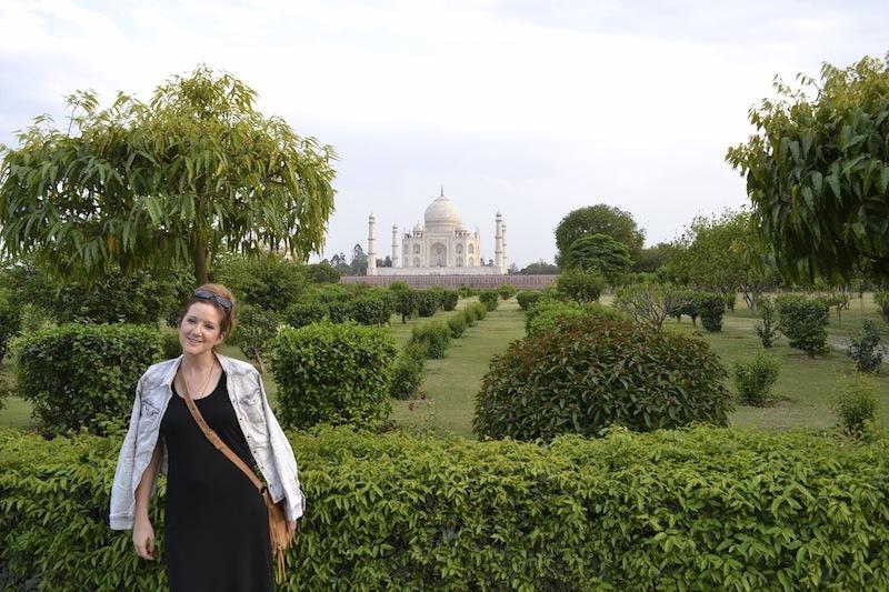 Intrepid northern India tour review - Taj Mahal