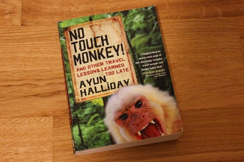 No Touch Monkey book review