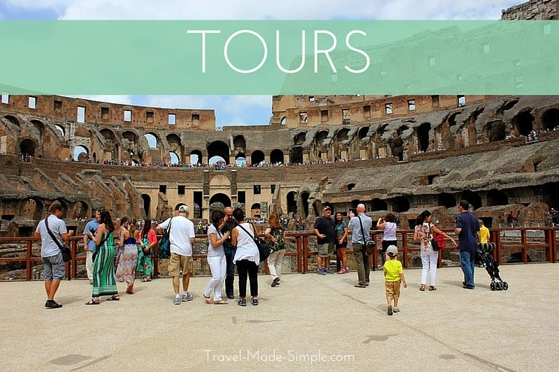 Tours can enhance a vacation. Find the right one on Travel Made Simple.