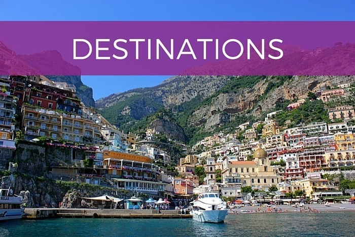 Travel Made Simple destinations