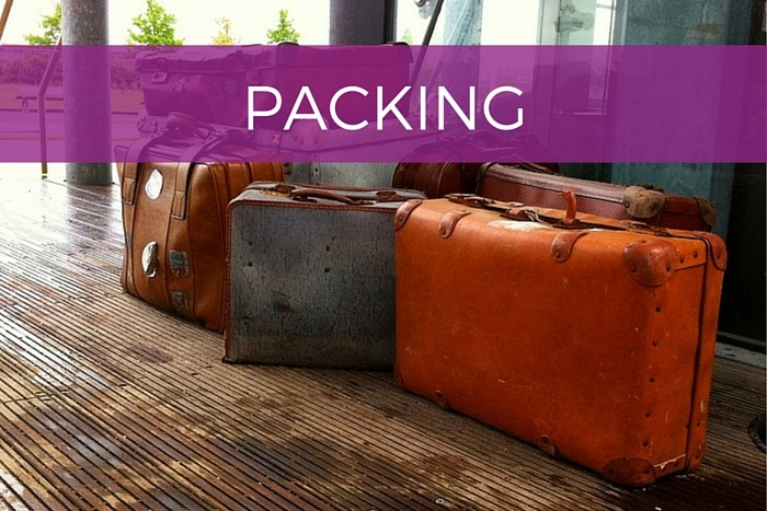 Travel Made Simple packing