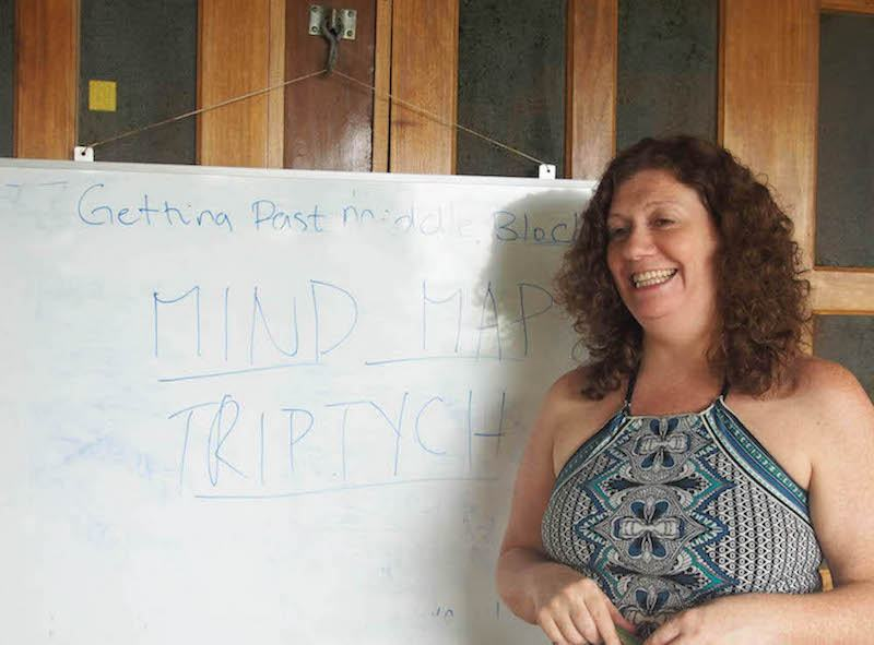 Costa Rica writing retreat for women