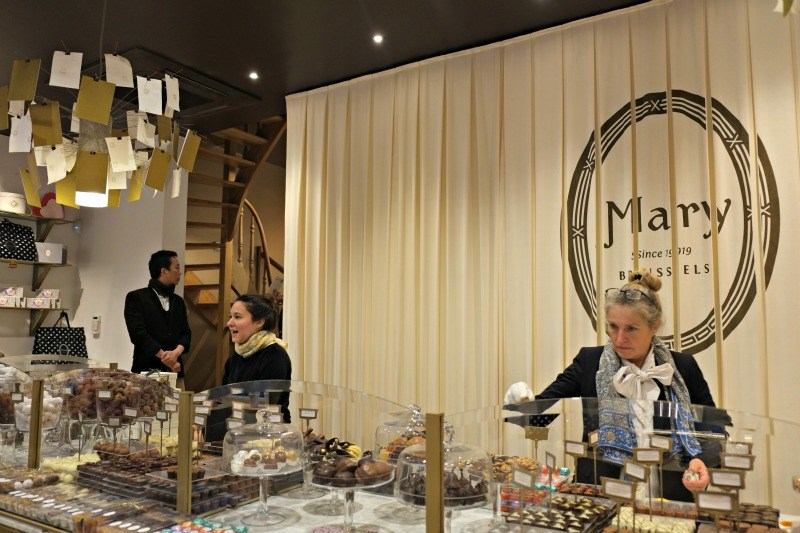 Brussels chocolate tour review