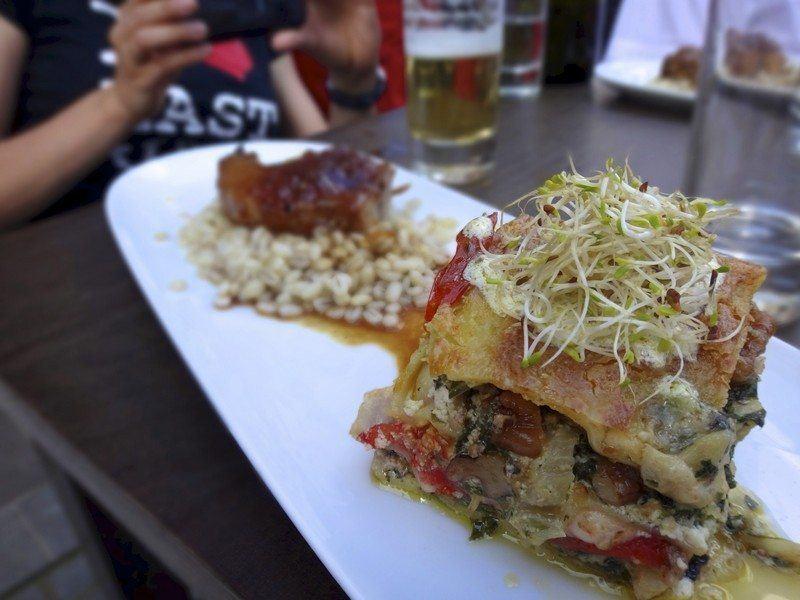 Ljubljana Foodwalk tour review