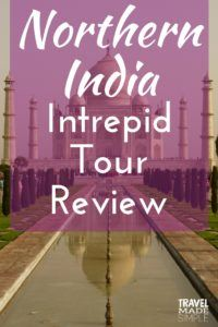 Northern India tour review