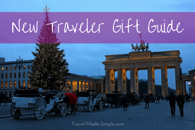 New Traveler Gift Guide