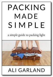 how to pack carry-on only: Packing Made Simple ebook