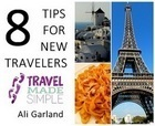 8 Tips for New Travelers