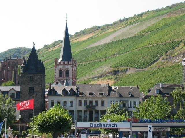Bacharach - 1 Week Itinerary in the Rhine Valley