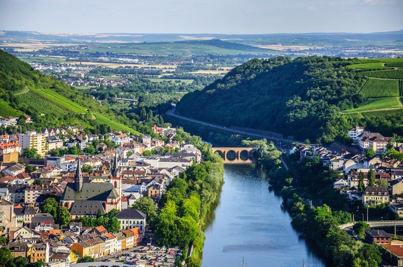 Bingen Germany Rhine Valley
