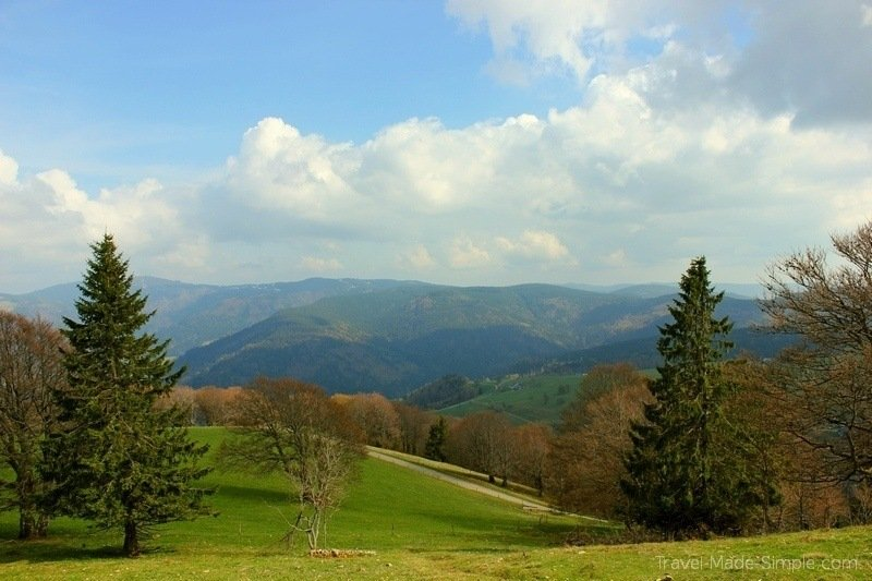 1 week itinerary in the Black Forest - Schauinsland
