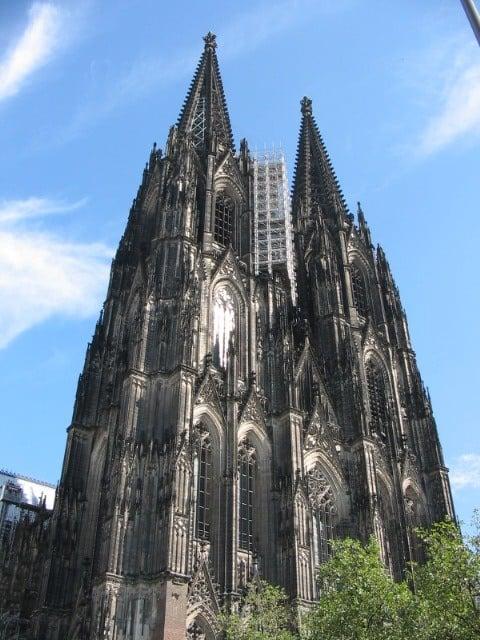 KolnerDom - 1 week itinerary in the Rhine Valley