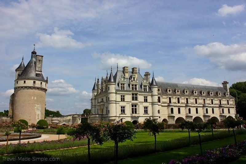 castles near Paris - Loire Valley castles tour review