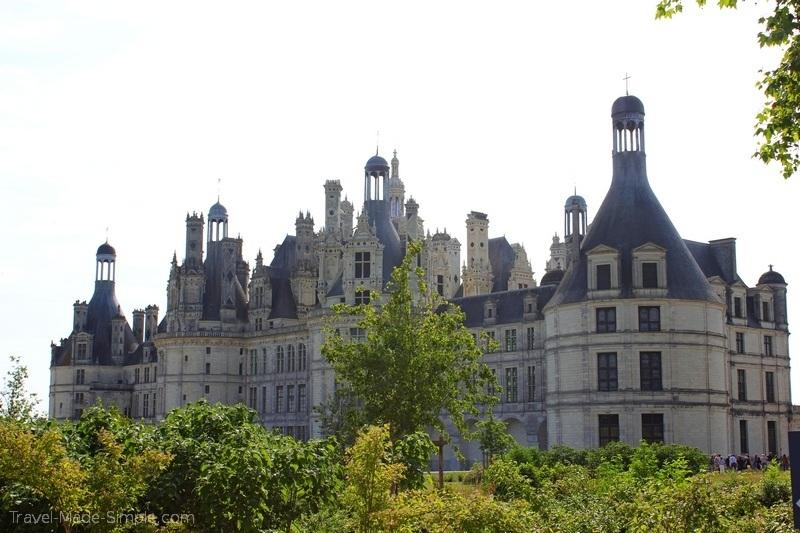 Loire Valley castles tour review