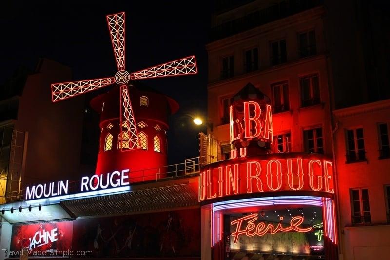 1 week in Paris itinerary