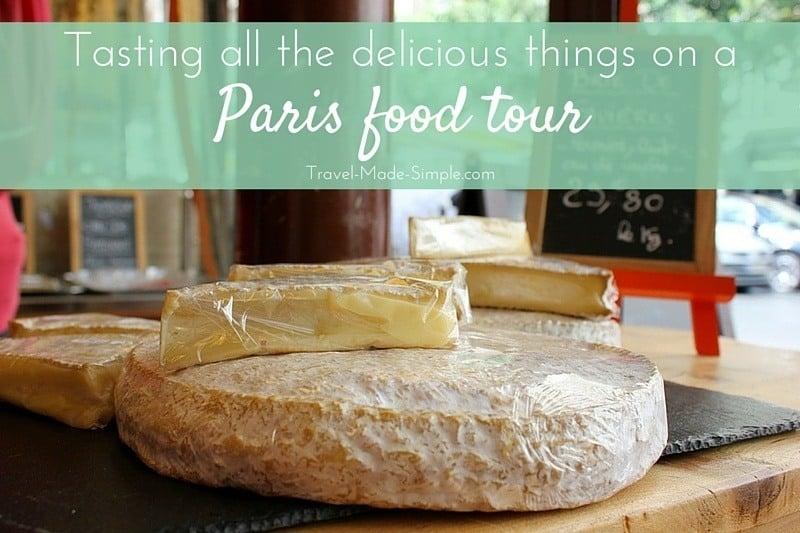 Paris Food Tour: More Than Just Croissants